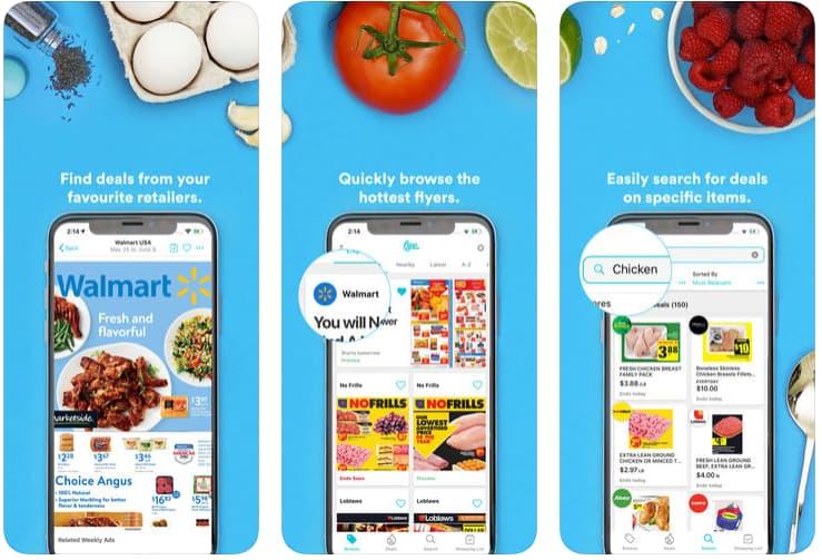 best grocery shopping app