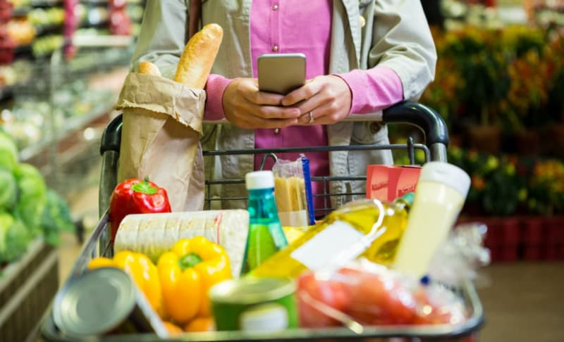 develop an app for grocery business
