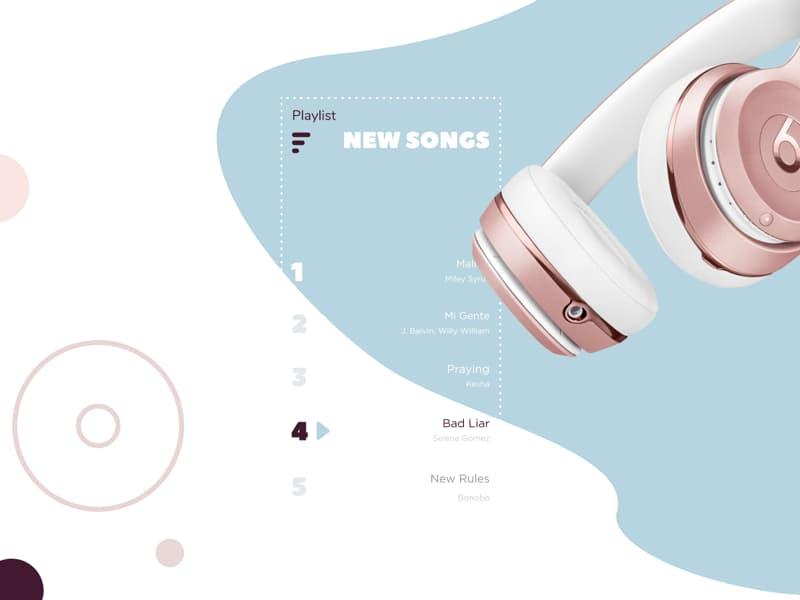 music application development