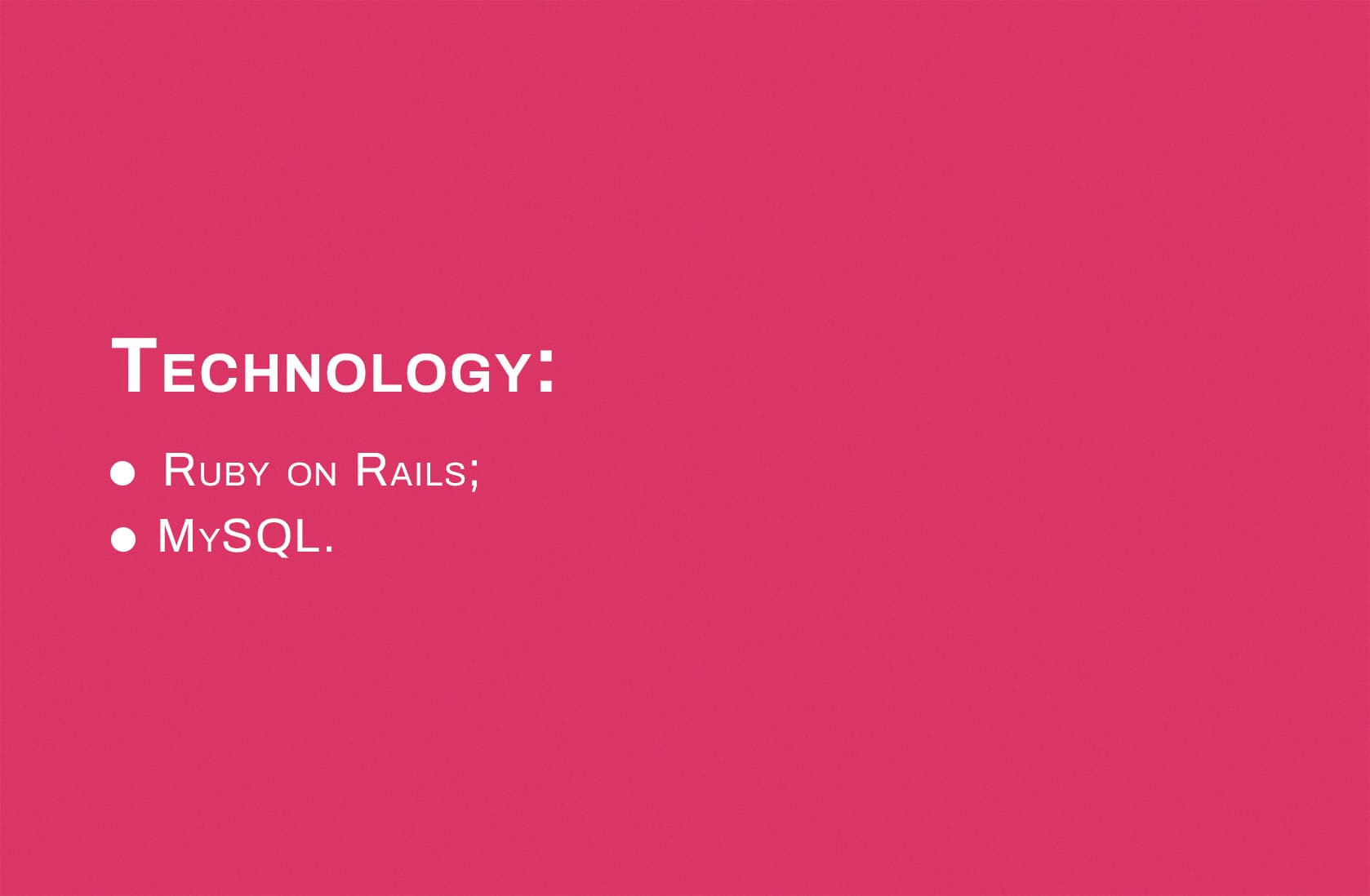 what is ruby on rails