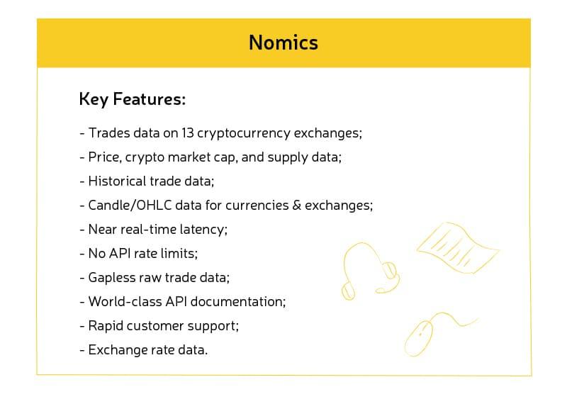 new API options