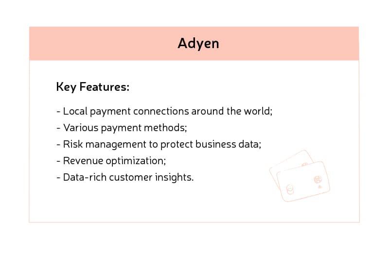 API based solutions