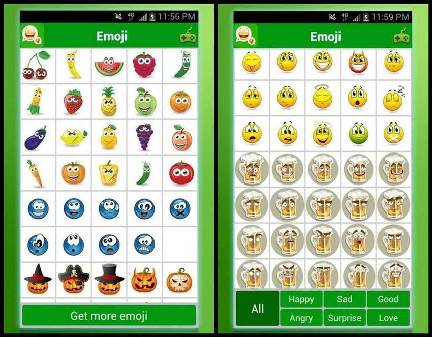 how to make an emoji keyboard app