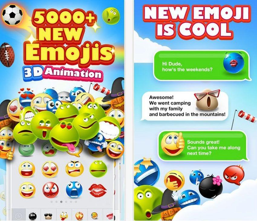 how to make your own emoji app