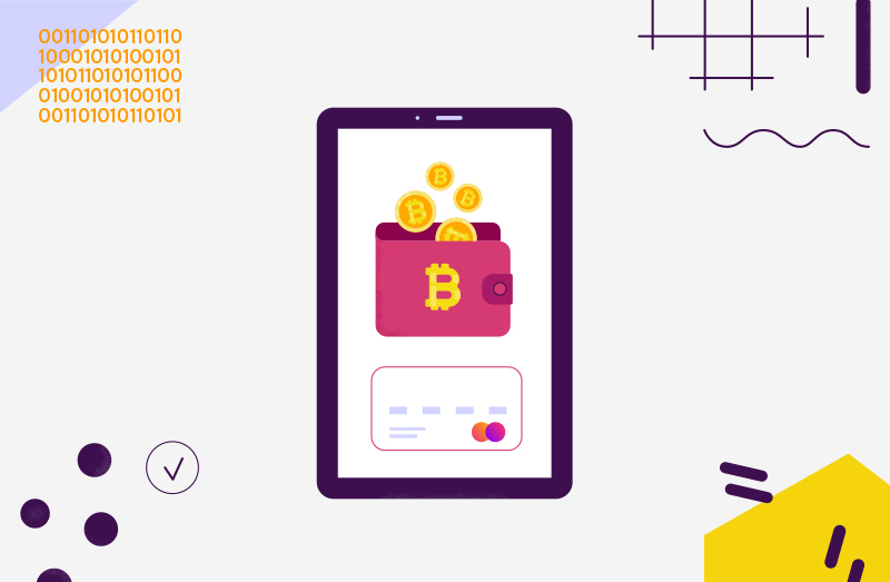 how to create a bitcoin wallet app
