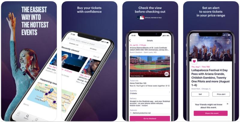 online movie tickets booking apps