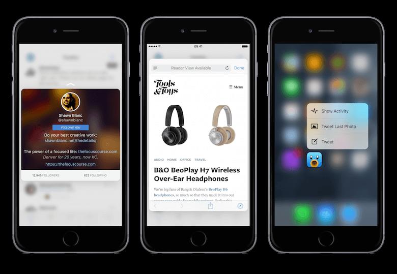 minimalist approach to app design