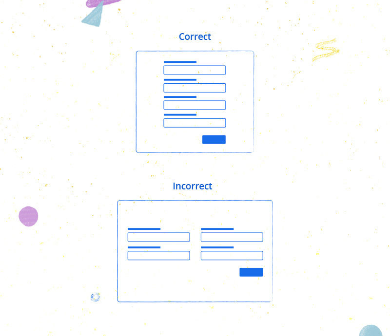 basic form usability