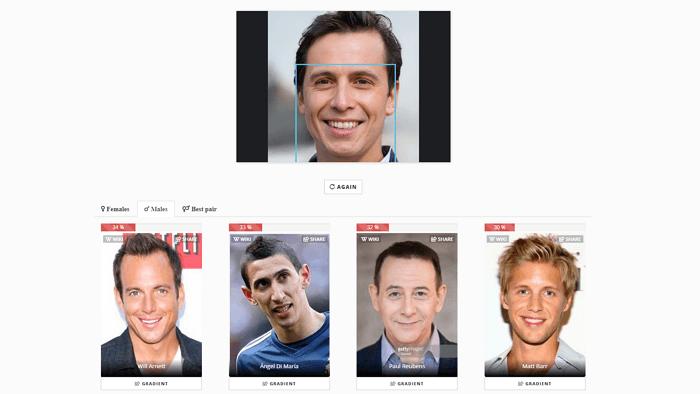 best celebrity look alike apps