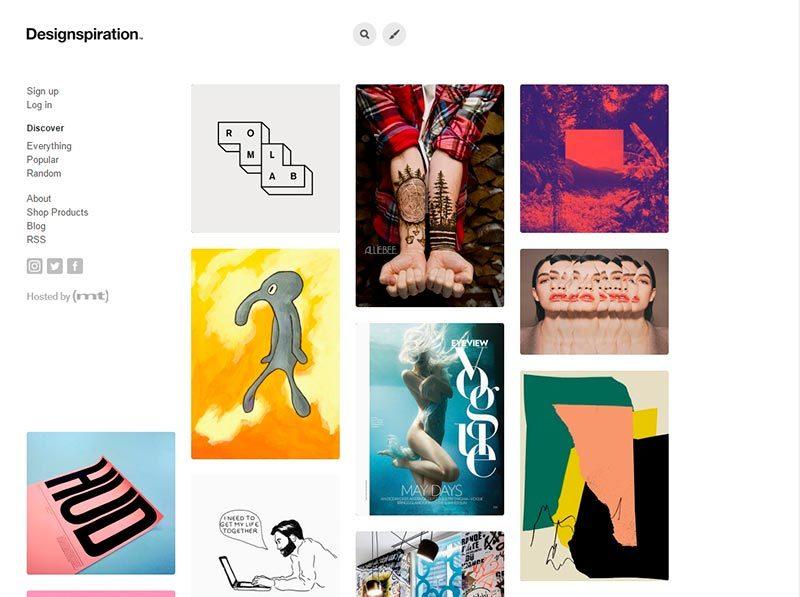 create a Pinterest clone app