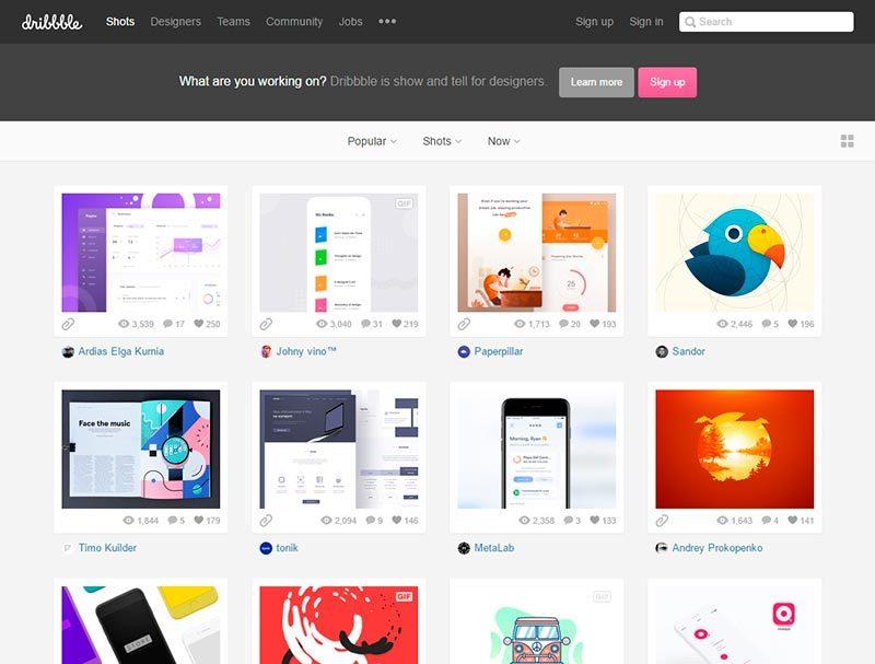creating an app similar to Pinterest