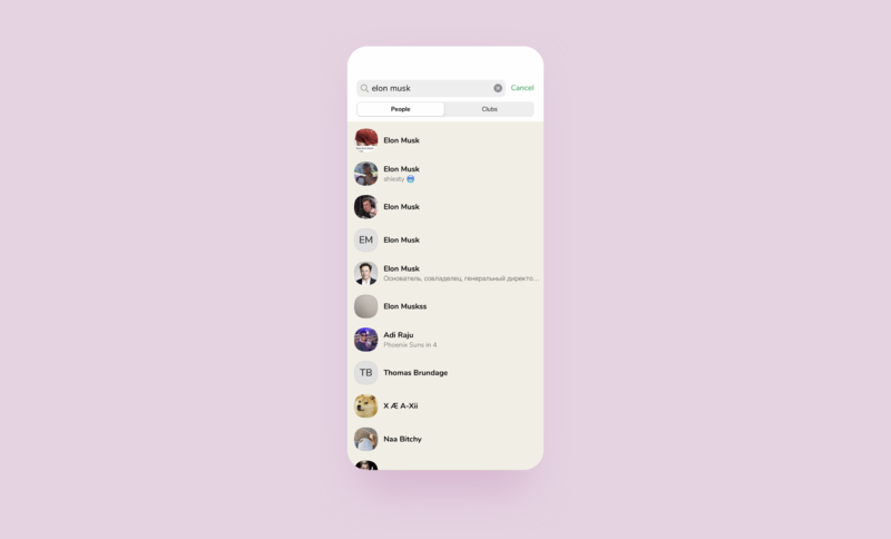 develop an app like Clubhouse
