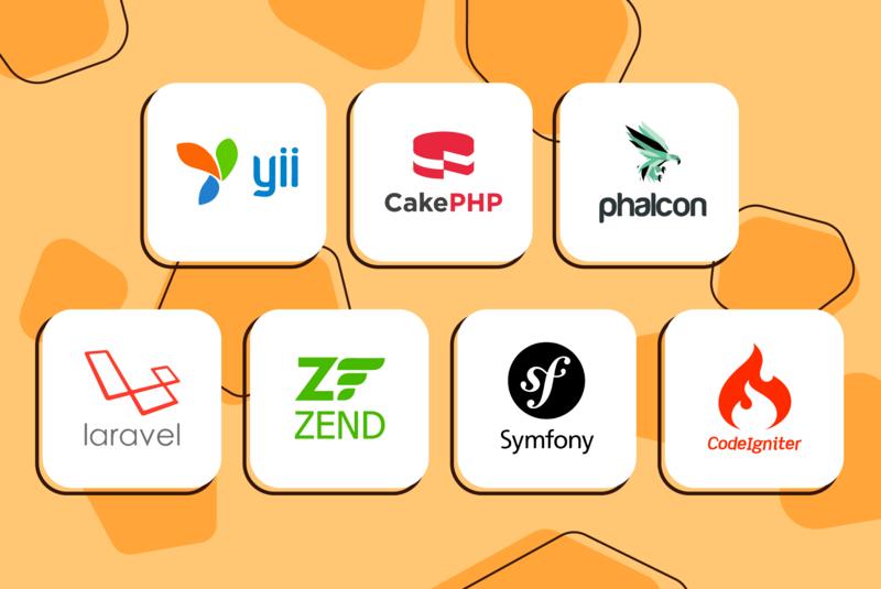 list of the best PHP frameworks