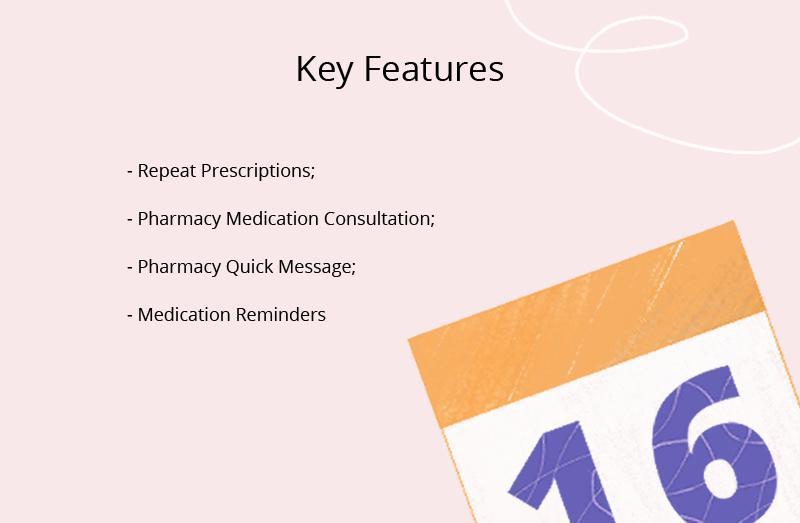 Drug guide apps
