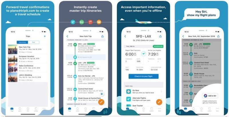 how to make a travel app