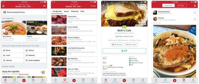 creating a social travel app