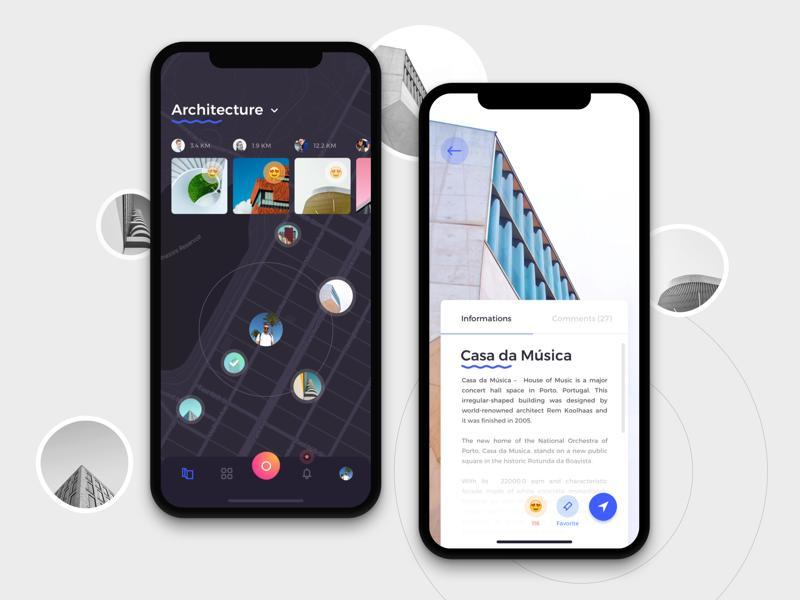 create a travel app