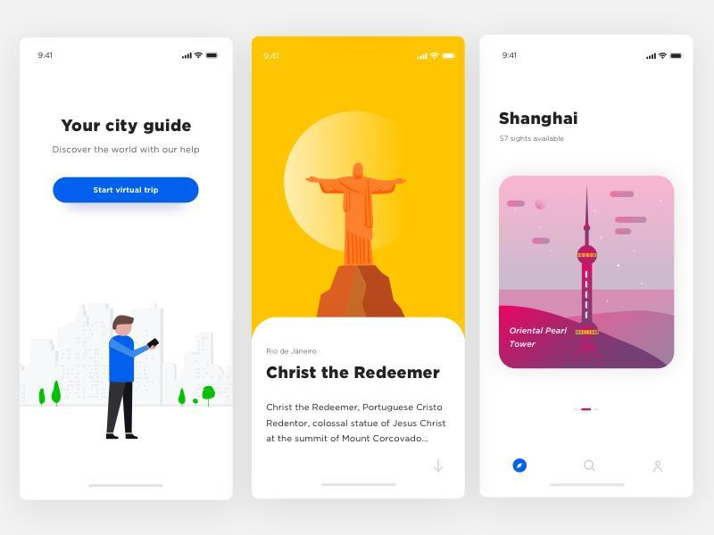 travel apps features
