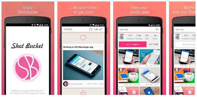 creating an app screenshot