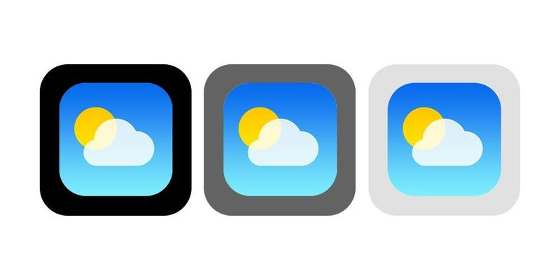 how to make an app icon