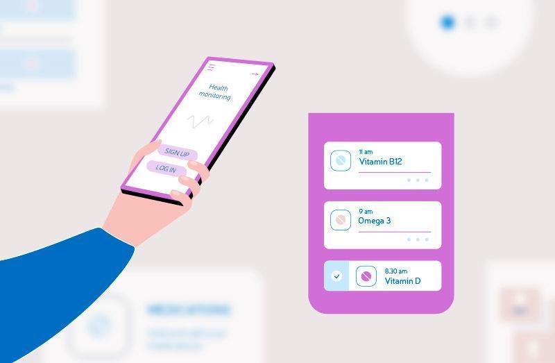 app like Health4me