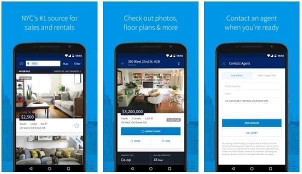 mobile app development for real estate