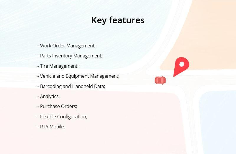 features of fleet tracking
