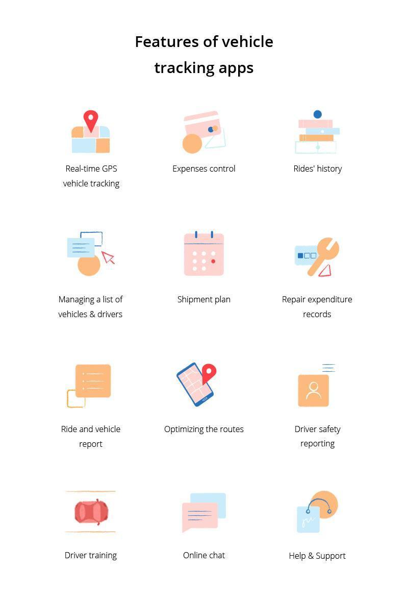 how to create a fleet management app