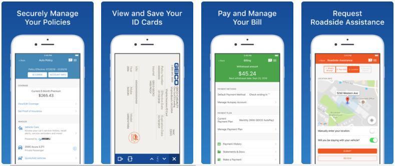 insurance app development cost