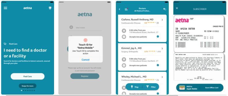 mobile app for insurance