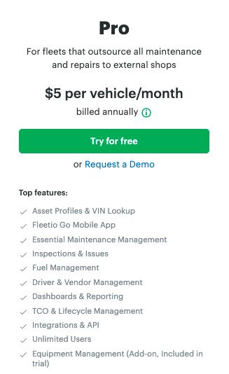 build fleet management software from scratch