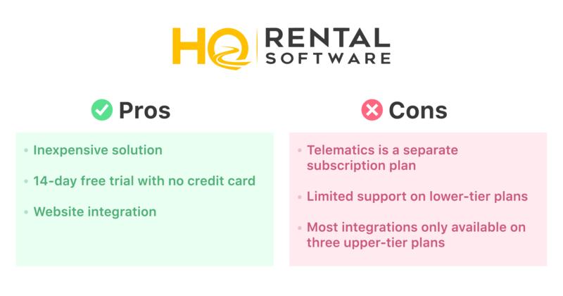 types of fleet software
