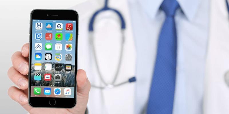 mobile healthcare app