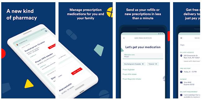 best medicine delivery apps