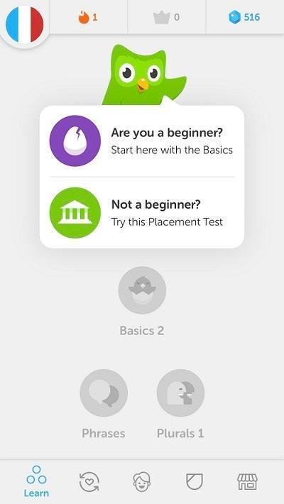 Specify the language level