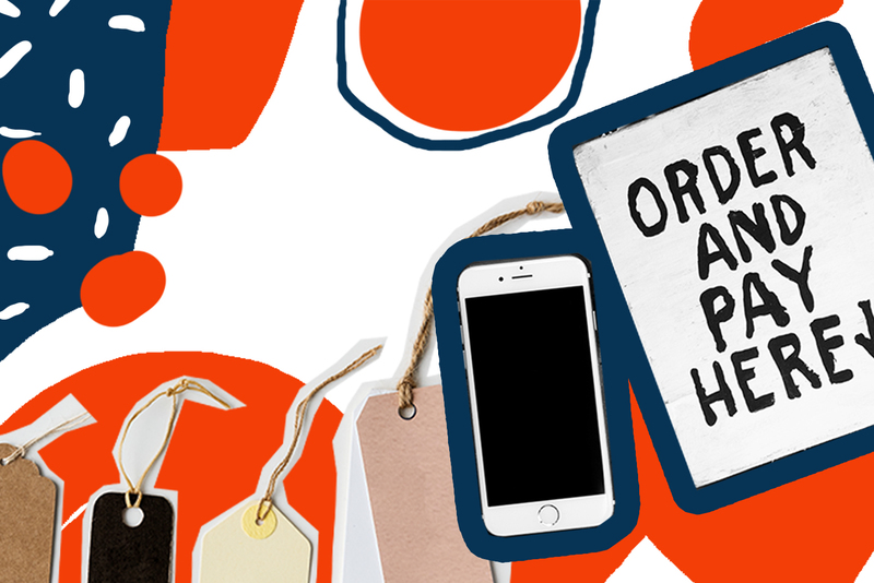 create a shopping app