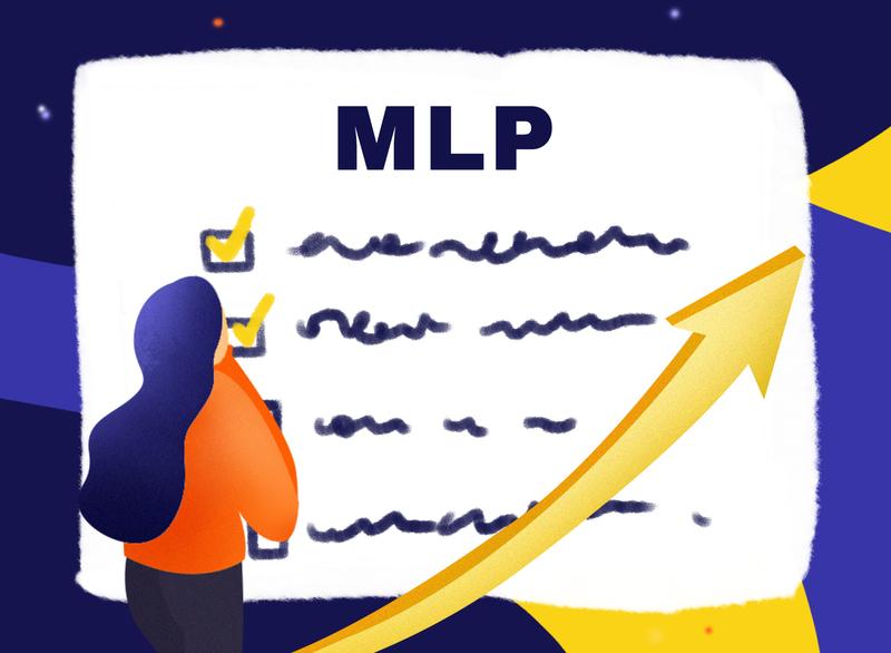 MLP development for a startup