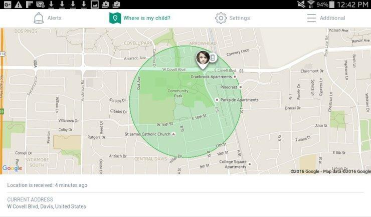 examples of geofencing