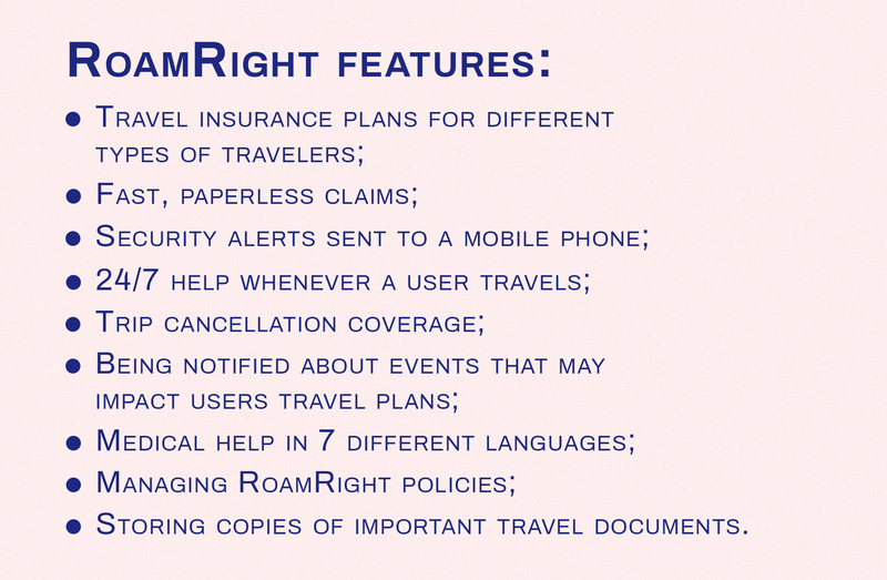 Types of mobile insurance apps