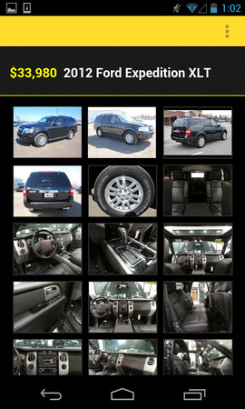 приложение продажа авто