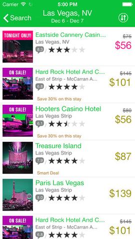 приложения для гостиниц