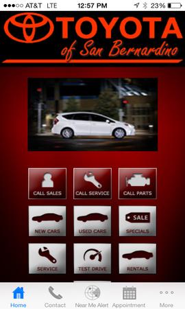 Мобильные приложения для автосалонов