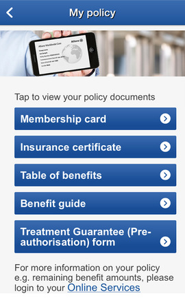 мобильное страхование