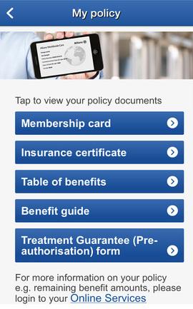 mobile insurance company