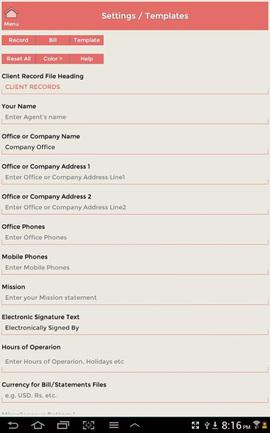 мобильное приложение страховой компании