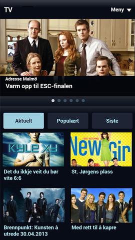 tv app development