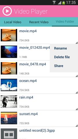 Streaming video image ru