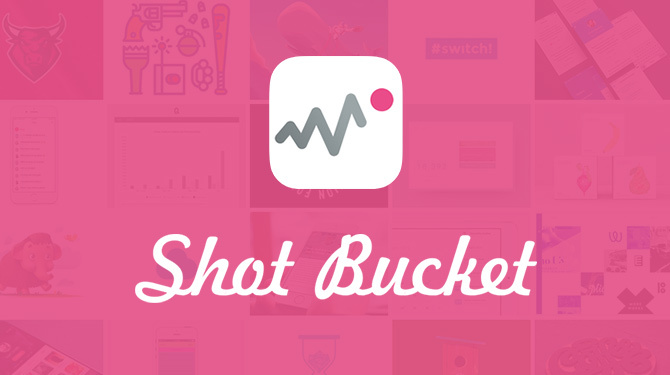 Shot Bucket is Dribbble client for iOS and Android designed for easy access image