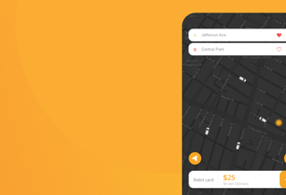 Taxi app development services | Taxi app developers image