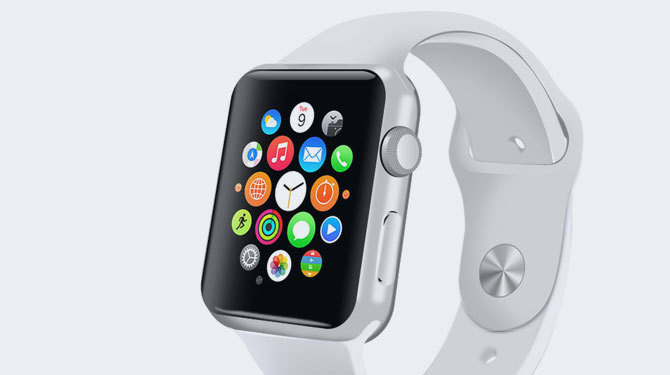Apple Watch applications service image